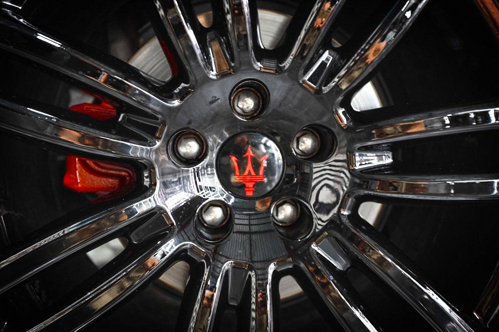 Maserati Car Rentals Brisbane