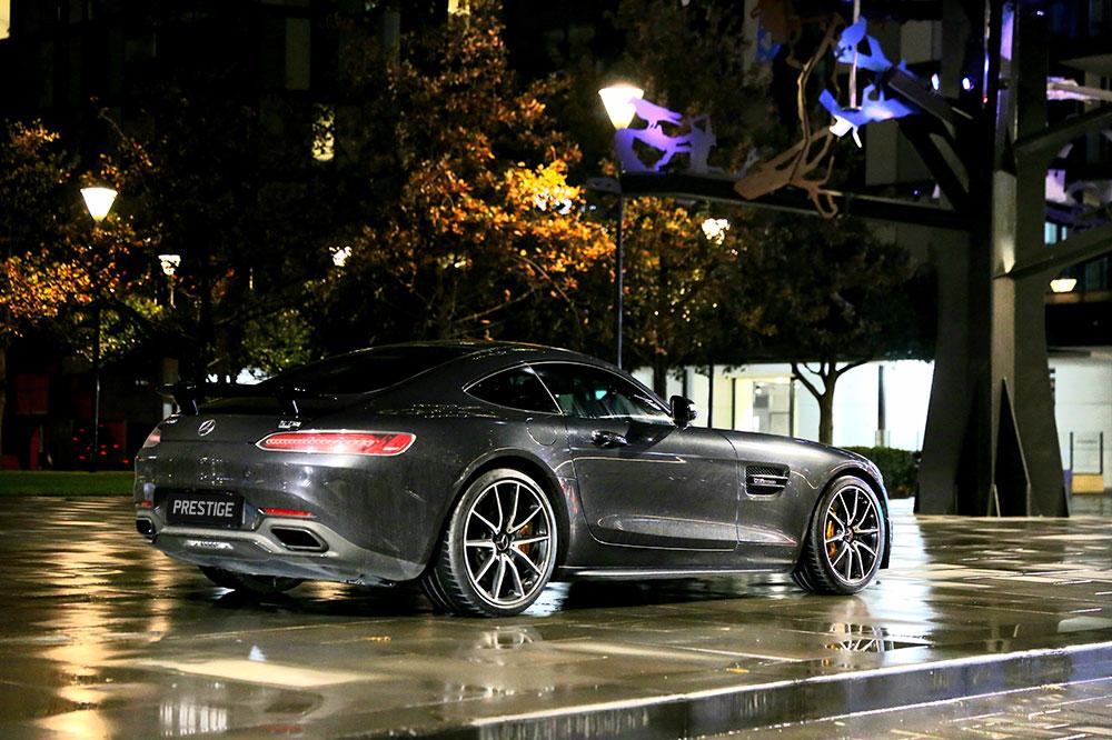 Mercedes GTS Rentals Melbourne