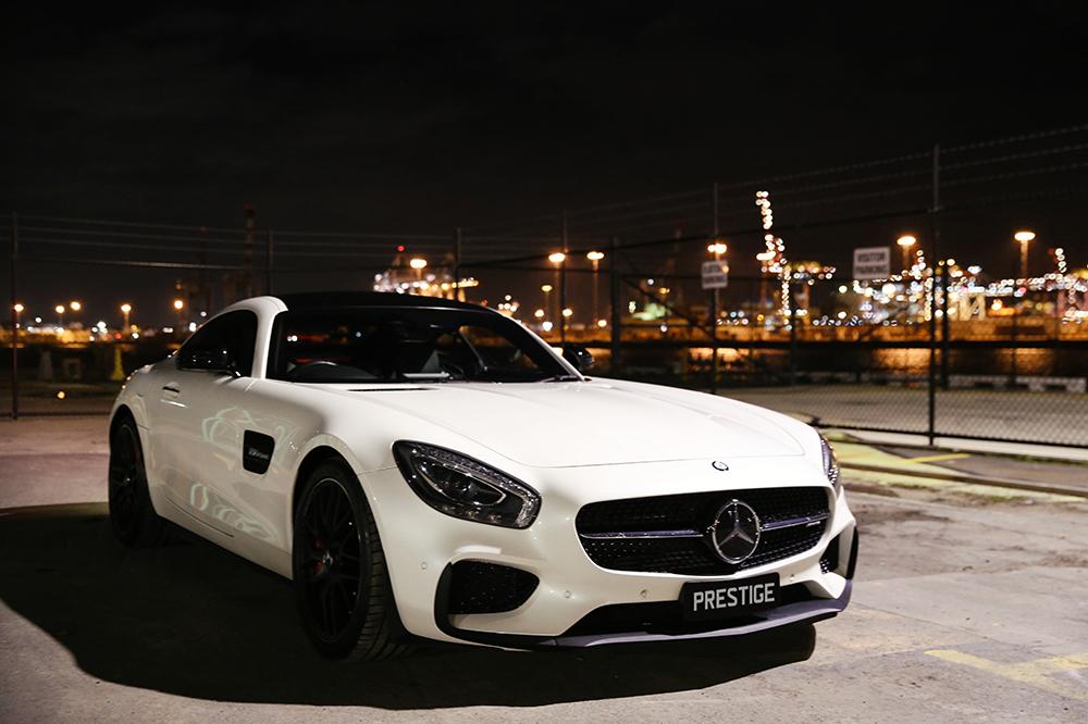 Mercedes Hire Melbourne