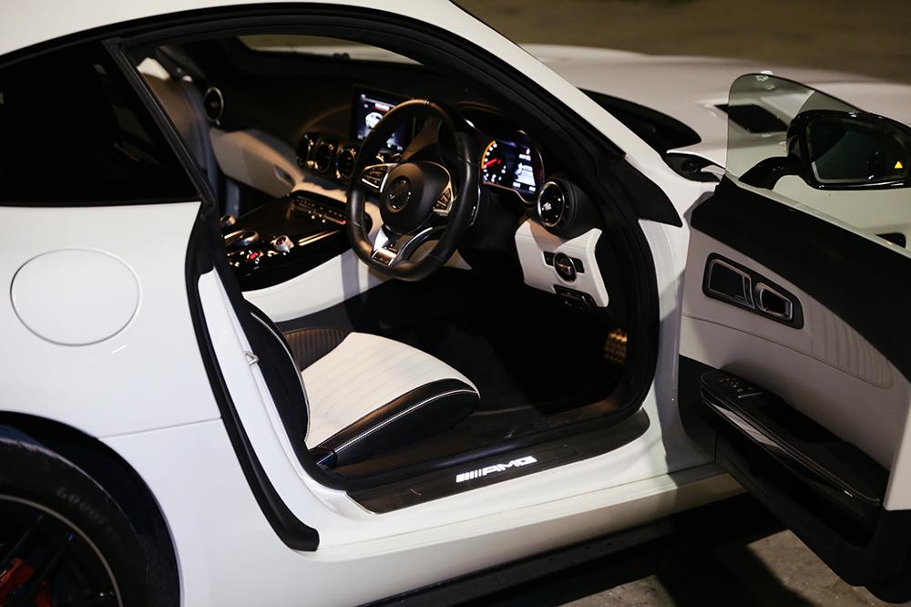 Mercedes GTS Hire Melbourne