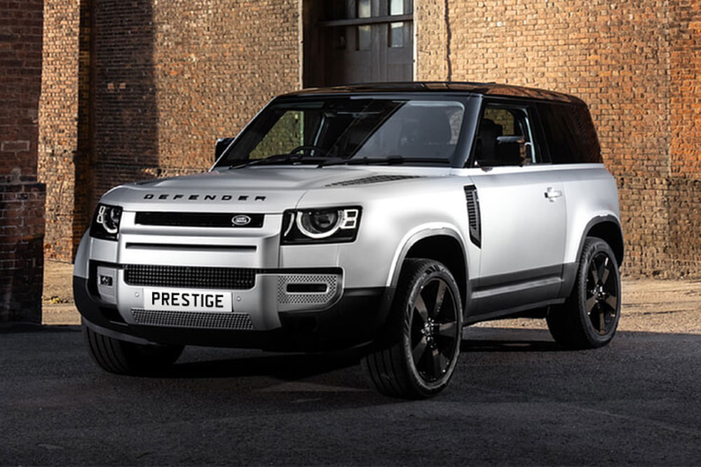 Range Rover Defender </br> 3.0L Turbo Diesel