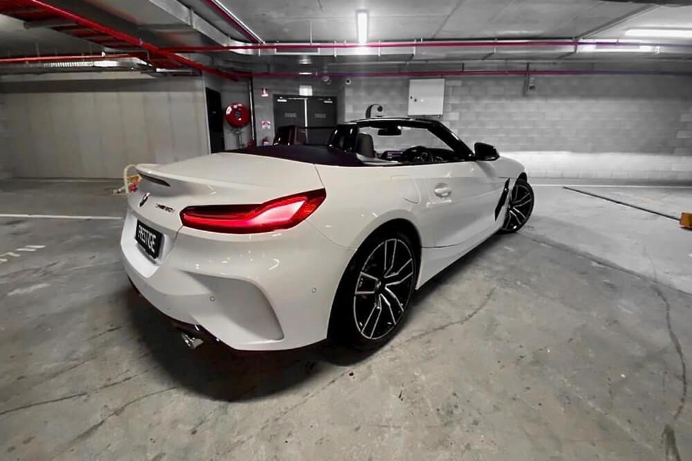BMW Z4 Hire