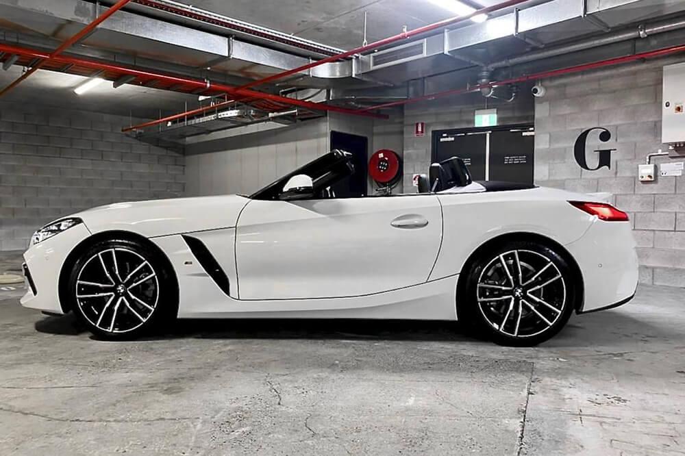 BMW Hire Brisbane