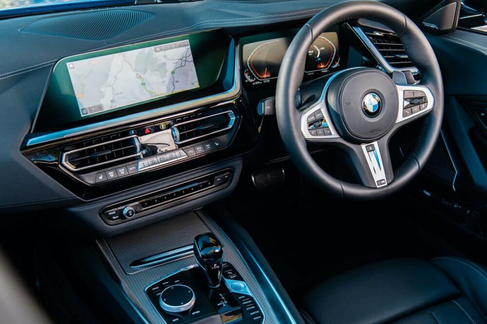 BMW Z4 Hire Brisbane