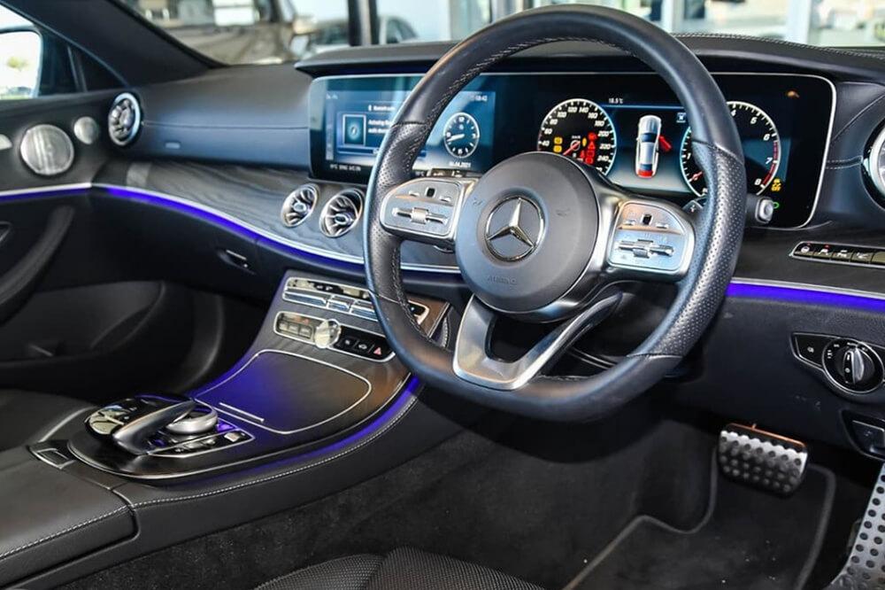 Mercedes E300 Hire
