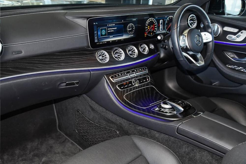 Mercedes E300 Melbourne Hire